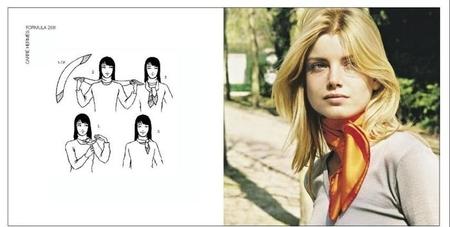 9 Способов повязать платок. Изображение № 6.