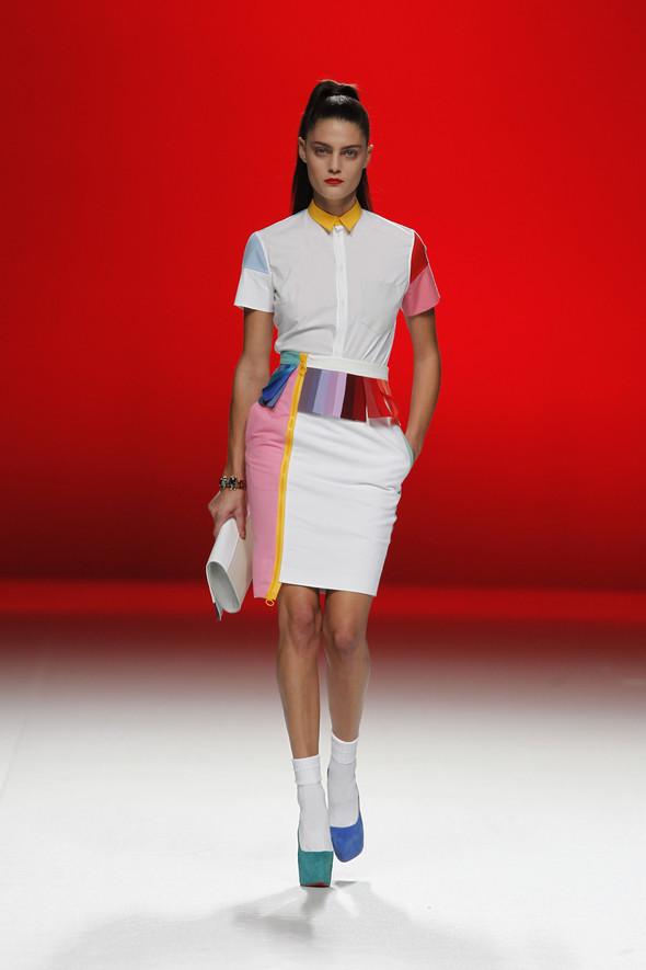 Madrid Fashion Week SS 2012: Davidelfin. Изображение № 1.