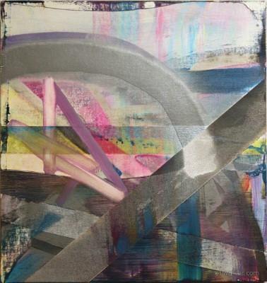 Точка, точка, запятая: 10 современных абстракционистов. Изображение № 67.