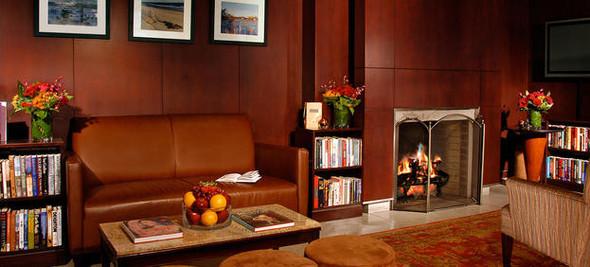 Library Hotel - необычный отель в Нью-Йорке. Изображение №1.