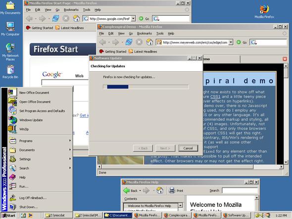 Изображение 7. Эволюция Windows.. Изображение № 8.