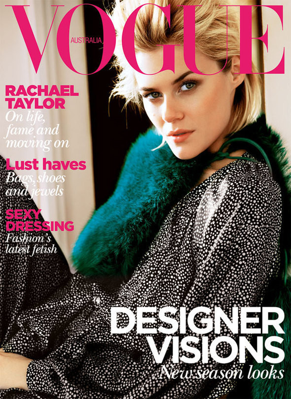 Изображение 2. Обложки Vogue: Великобритания, Италия и другие.. Изображение № 2.