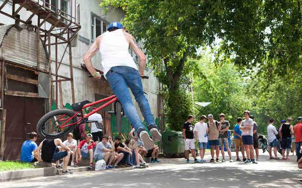 """Игры Экстремального спорта «Adrenalin Games-2012"""". Изображение № 2."""