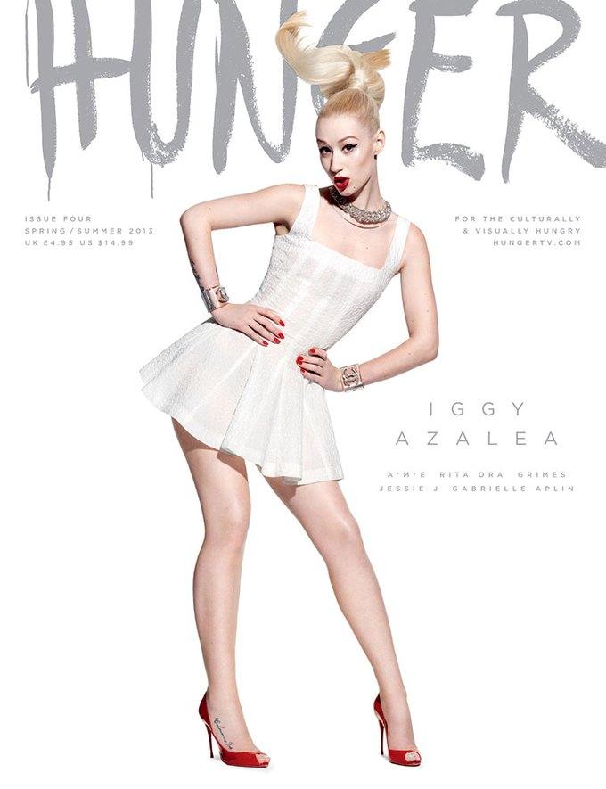 Показаны новые обложки Interview, T и Vogue. Изображение № 8.