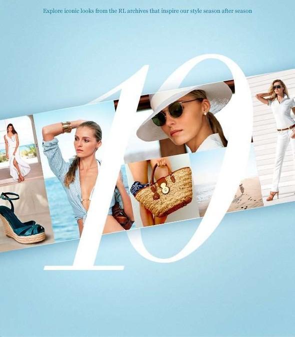 Ralph Lauren Women's Summer 2012 Top 10 Essentials. Изображение № 10.
