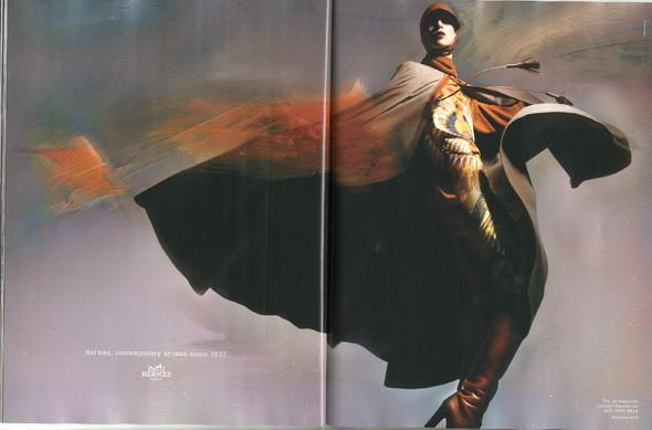 Изображение 4. Превью кампаний: Balenciaga, Hermes и Pucci.. Изображение № 3.
