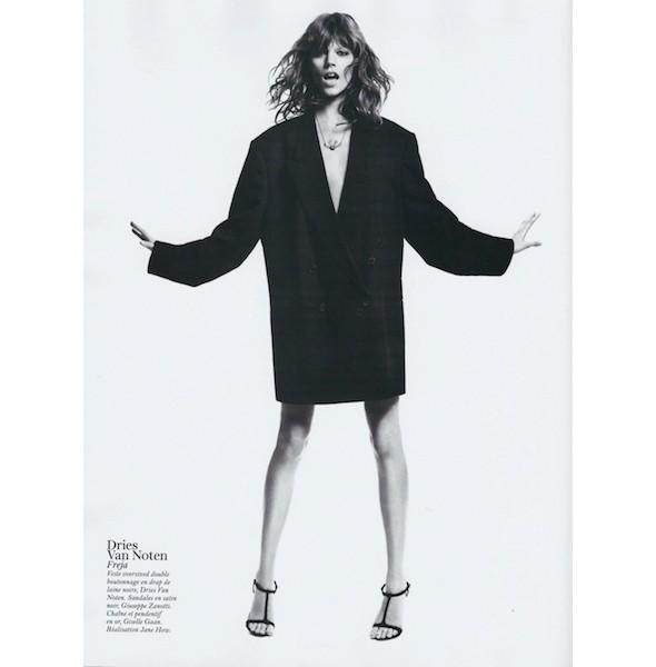 Изображение 44. Съемки: Harper's Bazaar, Industrie, Vogue и другие.. Изображение № 91.