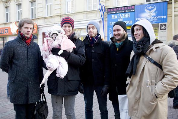 Один день в Москве: группа CasioKids. Изображение № 13.