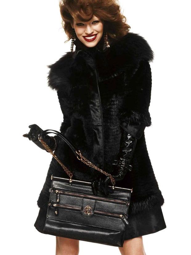 Вышли новые лукбуки Joie, Roberto Cavalli, Juicy Couture и других марок. Изображение № 192.