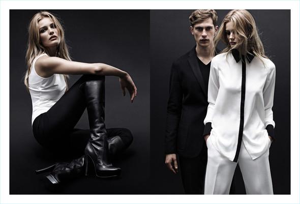 Рекламные кампании Calvin Klein Осень-Зима 2012. Изображение № 8.