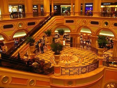 TheVenetian Macao-Resort-Hotel – Венеция вКитае. Изображение № 8.