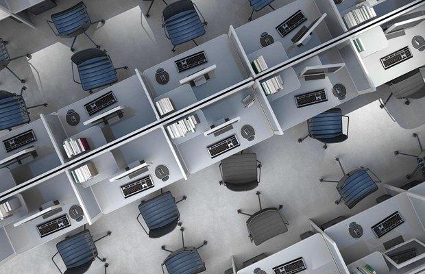 Я считаю, что в открытом офисе невозможно работать. Изображение № 2.