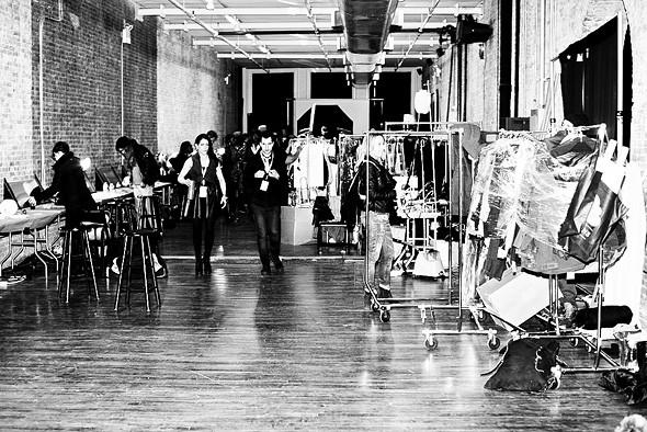 Неделя моды в Нью-Йорке: Репортаж. Изображение №3.