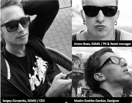 MAX by Maxim Goshko - марка дизайнерской одежды для свободных духом и разумом людей!. Изображение № 1.