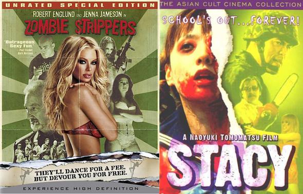 Zombie inda house. Хоррор-программа ближайших выходных. Изображение № 2.