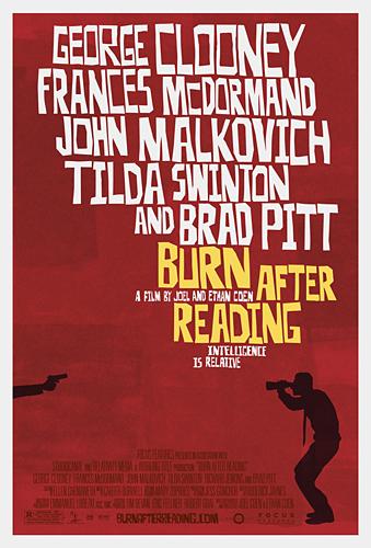 После прочтения cжечь (Burn After Reading). Изображение № 1.