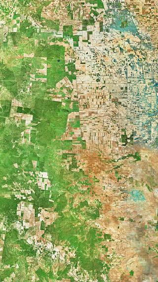 Сайт дня: обои для айфонов из спутниковых карт. Изображение № 9.