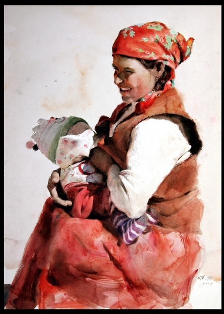 МАСТЕР Guan Weixing. Изображение № 10.