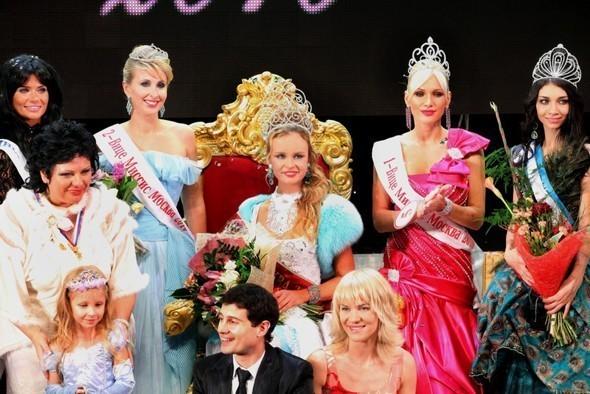 Миссис Москва 2010. Изображение № 1.