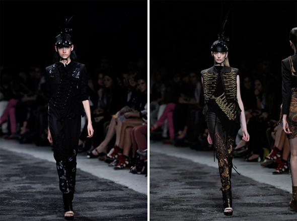 Показы Paris Fashion Week SS 2012: День 3. Изображение № 14.