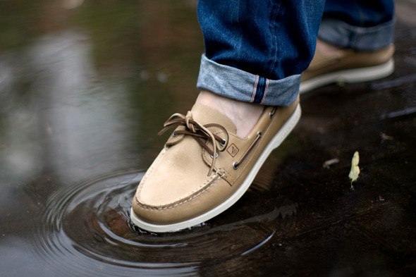 Sperry Top-Sider – первые в мире яхтенные мокасины. Изображение № 10.