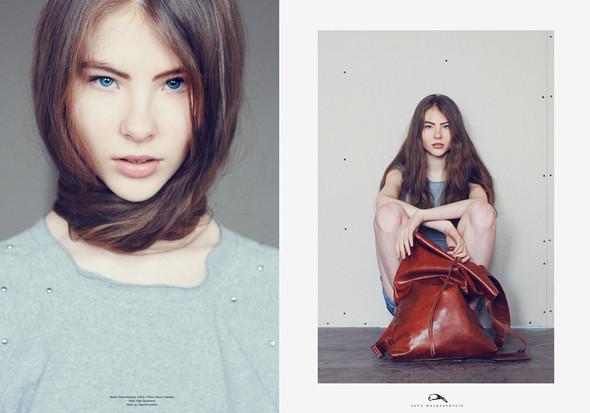 Изображение 17. Летняя коллекция рюкзаков от Asya Malbershein.. Изображение № 6.