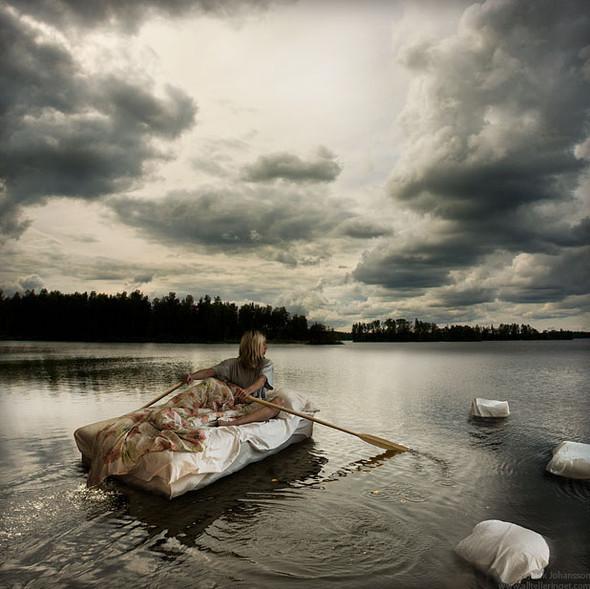 Эрик Йоханссон - шведский фотохудожник. Изображение № 11.