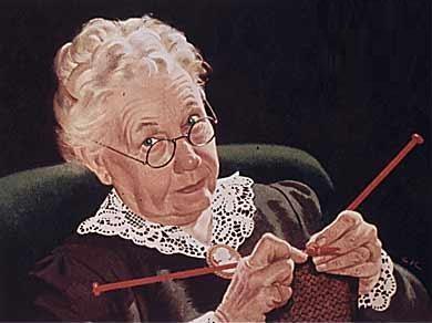 Набор гаджетов для твоей бабули. Изображение № 1.