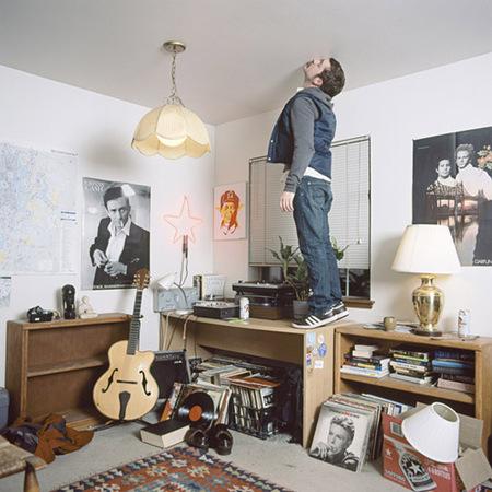 Фред Мурам Целуя потолок. Изображение № 1.