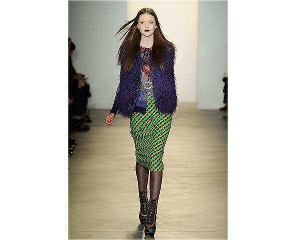 Неделя Моды в Нью-Йорке: День третий. Изображение № 173.