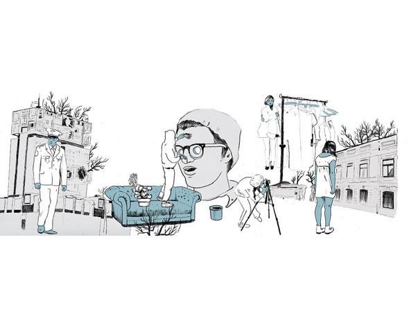 Создать папку: 5 успешных российских иллюстраторов рассказывают о портфолио. Изображение №72.