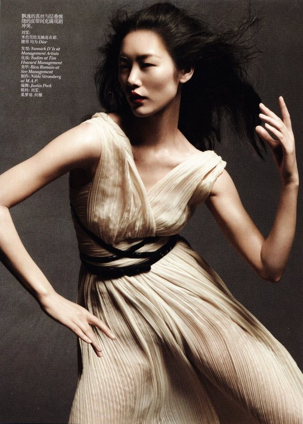 Съёмки: Playing Fashion, Schon, Vogue и другие. Изображение № 51.