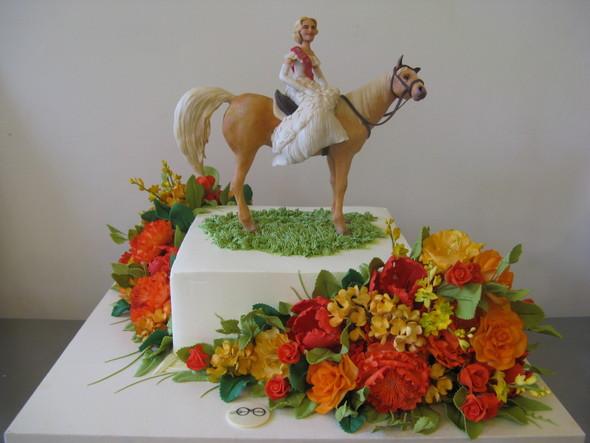 Невероятные торты от Сильвии Вейнсток. Изображение № 42.