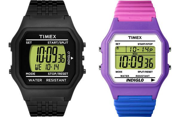 Новая коллекция часов Timex. Изображение № 3.