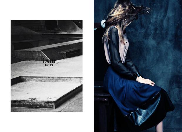 Вышли новые кампании Gucci, I am, Marella, Miu Miu, SLP и Versus. Изображение № 7.
