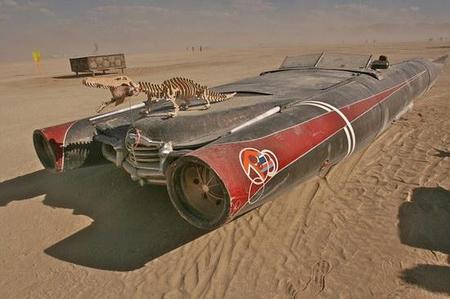 """Фестиваль """"Burning Man! """" вНеваде. Изображение № 4."""