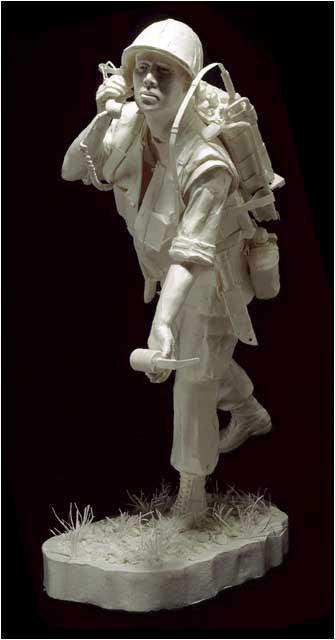 Бумажные скульптуры. Изображение № 49.