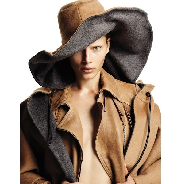 5 новых съемок: Dossier, Muse и Vogue. Изображение № 46.