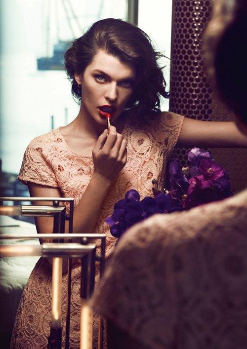 Alexander McQueen, Celine и LUBLU Kira Plastinina показали новые кампании. Изображение № 28.
