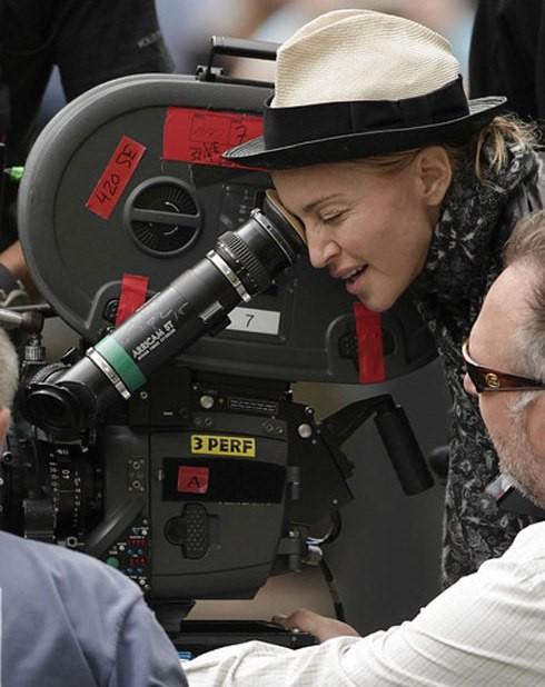 Мадонна снимает фильм по-королевски. Изображение № 4.