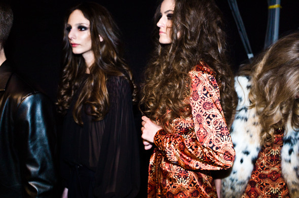 BACKSTAGE Masha Tsigal A/W 13 / foto by Ross Laurence. Изображение № 26.