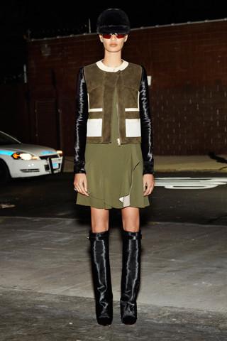 Givenchy Pre-Fall 2012. Изображение № 29.