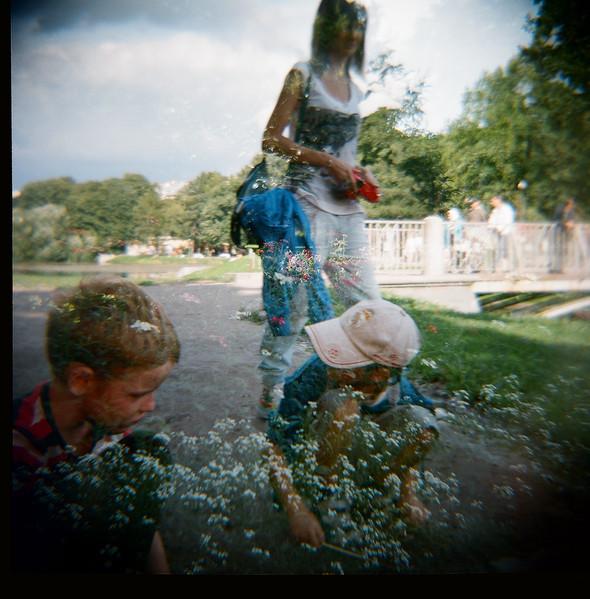 Пластиковый мирХольги иДианы – фотоотчет cсеминара. Изображение № 9.