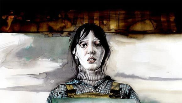 Изображение 18. Акварельные иллюстрации Caroline Andrieu.. Изображение № 18.