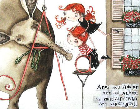 Австралийские иллюстраторы ииллюстрации. Изображение № 42.