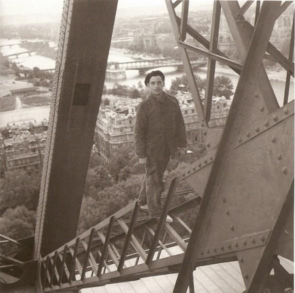 Фотографии старого Парижа. Изображение № 14.