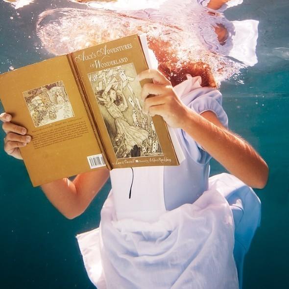 Alice in Waterland. Изображение № 5.