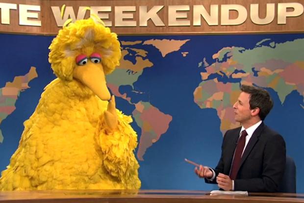 Выборы-выборы: Обама, Ромни и Большая Желтая Птица. Изображение № 9.