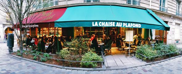 Изображение 16. Парижские кафе.. Изображение № 18.