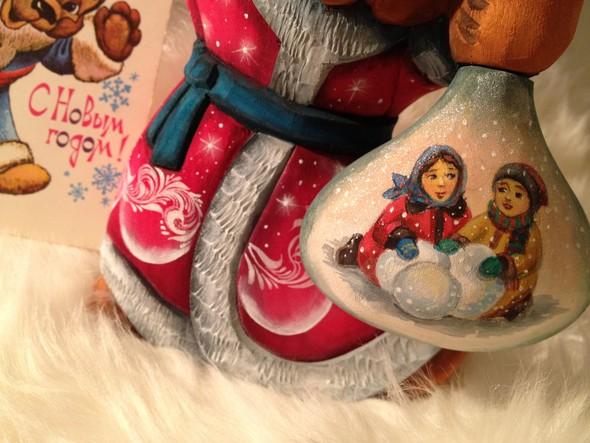 Ангелы, деды и медведи или что подарить людям, у которых все есть. Изображение № 10.